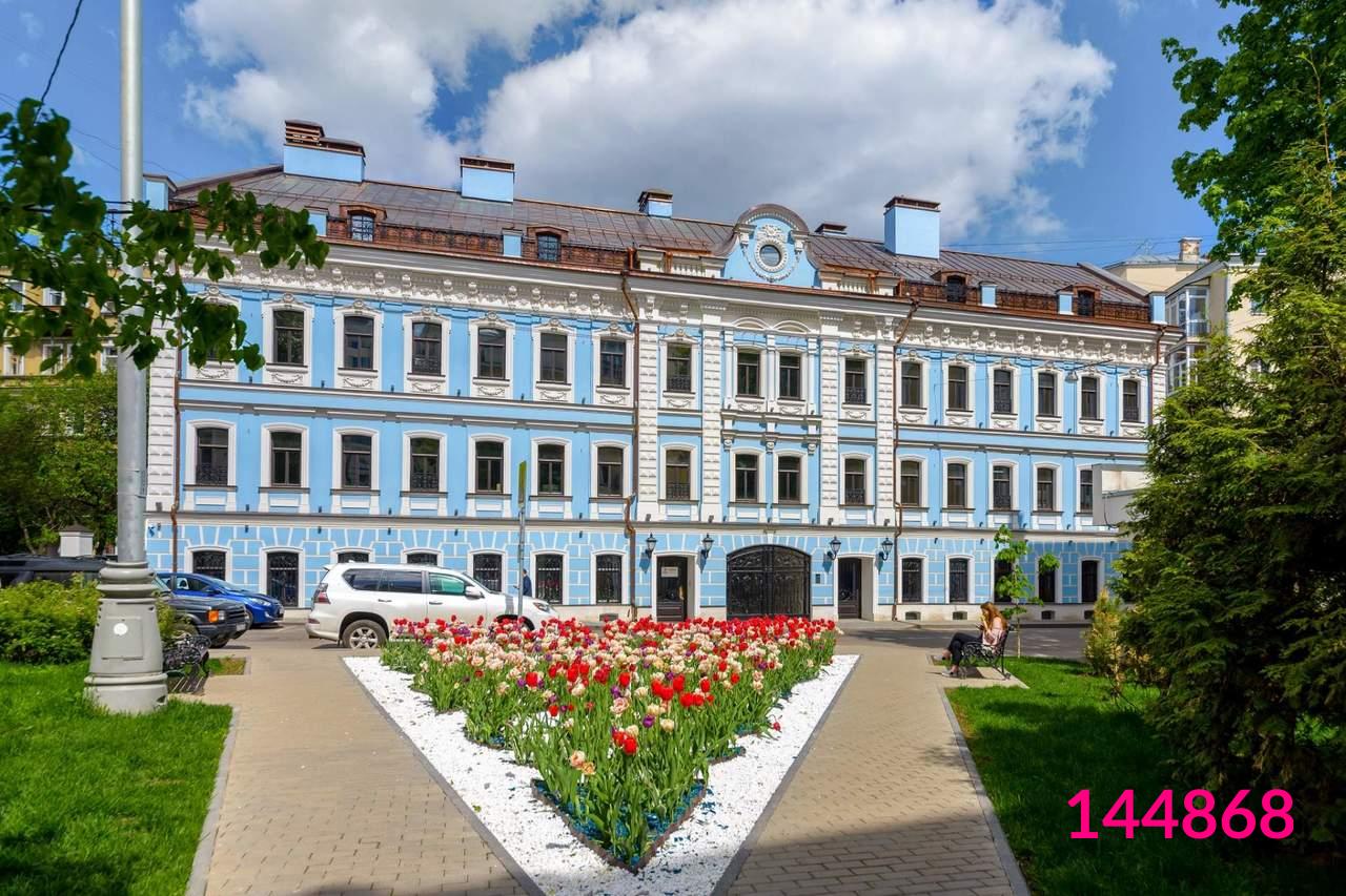 Москва, Подсосенский переулок, 11